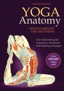 Image for Yoga anatomy