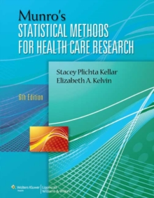 Image for Munro's statistical methods for health care research