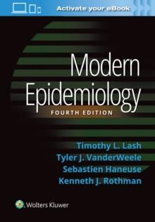 Image for Modern epidemiology