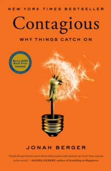 Image for Contagious  : why things catch on