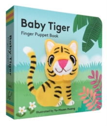 Image for Baby Tiger: Finger Puppet Book