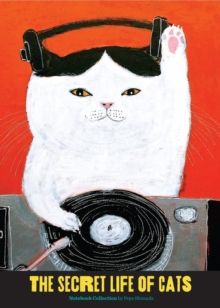 Image for The Secret Life of Cats Notebook Collection