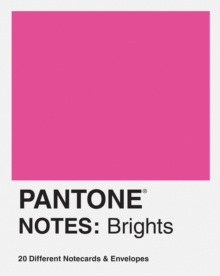 Image for Pantone Notes : 20 Different Notecards & Envelopes