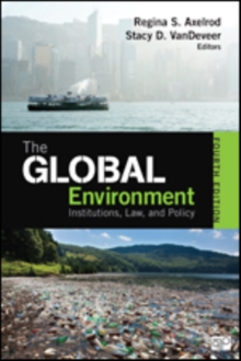 Image for The global environment  : institutions, law and policy
