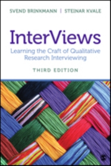 Image for Interviews  : learning the craft of qualitative research interviewing