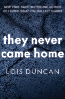 Image for They Never Came Home