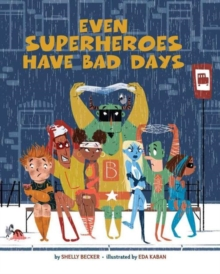 Image for Even superheroes have bad days
