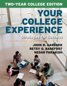 Image for Your College Experience, Two-Year College Edition : Strategies for Success