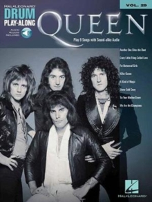 Image for Drum Play-Along : Queen (Book/Audio)
