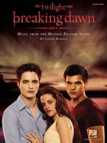 Image for Carter Burwell : Twilight - Breaking Dawn Part 1 Film Score (Piano Solo)