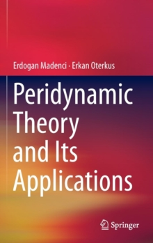 Image for Peridynamic Theory and Its Applications