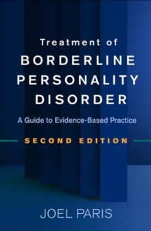Image for Treatment of Borderline Personality Disorder, Second Edition : A Guide to Evidence-Based Practice