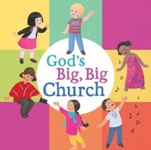 Image for God's big, big church