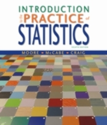 Image for Introduction to the practice of statistics  : with Crunchlt EESEE access card