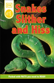 Image for DK Readers L0: Snakes Slither and Hiss