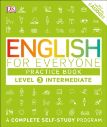Image for English for Everyone: Level 3: Intermediate, Practice Book : A Complete Self-Study Program
