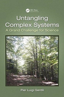 Image for Untangling Complex Systems : A Grand Challenge for Science
