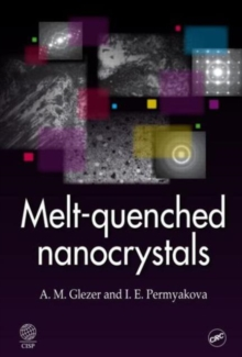Image for Melt-quenched nanocrystals