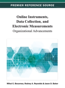Image for Online Instruments, Data Collection, and Electronic Measurements : Organizational Advancements