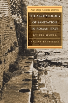 Image for The Archaeology of Sanitation in Roman Italy : Toilets, Sewers, and Water Systems