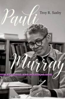 Image for Pauli Murray : A Personal and Political Life