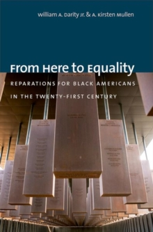 Image for From Here to Equality : Reparations for Black Americans in the Twenty-First Century