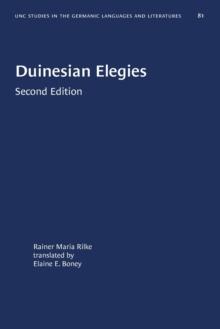 Image for Duinesian Elegies