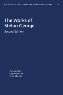 Image for The Works of Stefan George