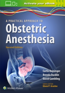 Image for A practical approach to obstetric anesthesia