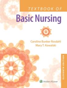 Image for Textbook of basic nursing