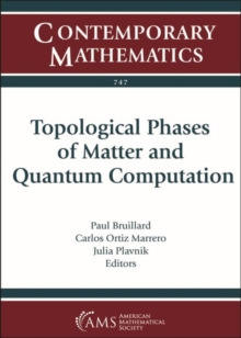 Image for Topological Phases of Matter and Quantum Computation