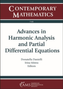 Image for Advances in Harmonic Analysis and Partial Differential Equations