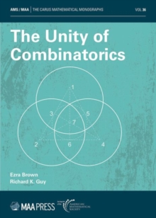 Image for The Unity of Combinatorics