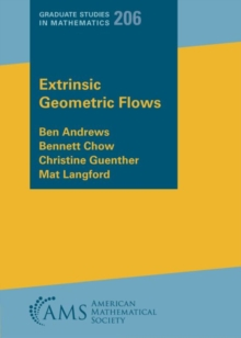 Image for Extrinsic Geometric Flows