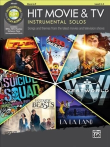 Image for HIT MOVIE TV INSTRUMENTAL SOLOS FRENCH H