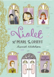 Image for Violet and the pearl of the Orient