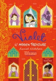 Image for Violet and the hidden treasure