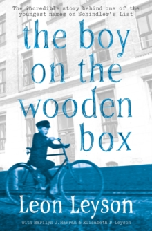 Image for The boy on the wooden box