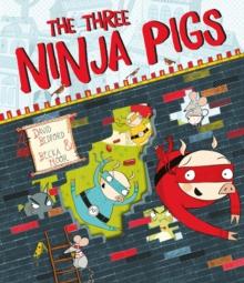 Image for The three ninja pigs