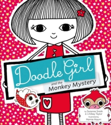 Image for Doodle Girl and the monkey mystery