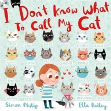 Image for I don't know what to call my cat!
