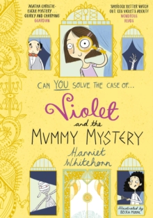 Image for Violet and the mummy mystery