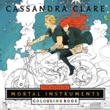Image for The Official Mortal Instruments Colouring Book