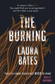 The burning - Bates, Laura