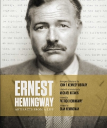 Image for Ernest Hemingway  : artifacts from a life