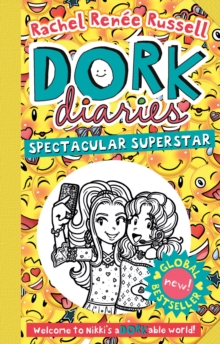 Image for Dork Diaries: Spectacular Superstar : 14