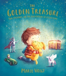 Image for The golden treasure  : two friends on the adventure of a lifetime!