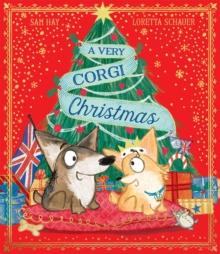 Image for A very corgi Christmas