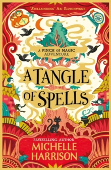 A tangle of spells - Harrison, Michelle