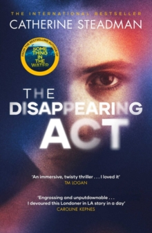 Image for The disappearing act